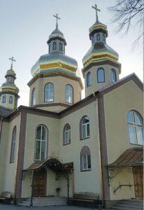 Церква Вознесіння Господнього (Воротищі)