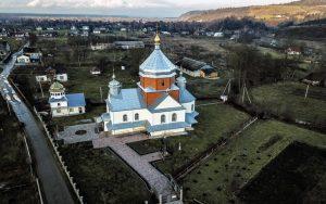 Церква Святої Параскеви-П'ятниці (Царинка)